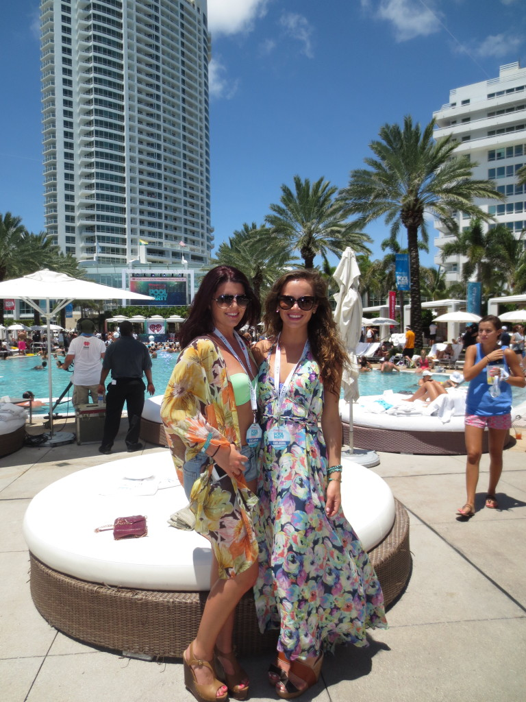 miami fashion, miami street style, fontainebleau pool parties